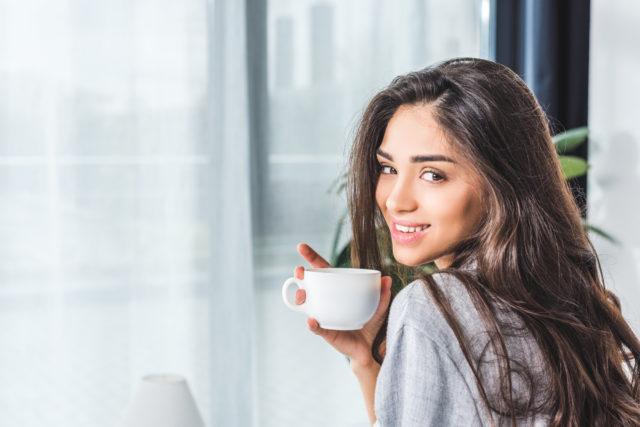 Kaffe i hjemmet