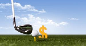 Golf og penge